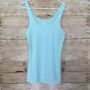 SO Tops - SO Light Blue Tank Top Size XL